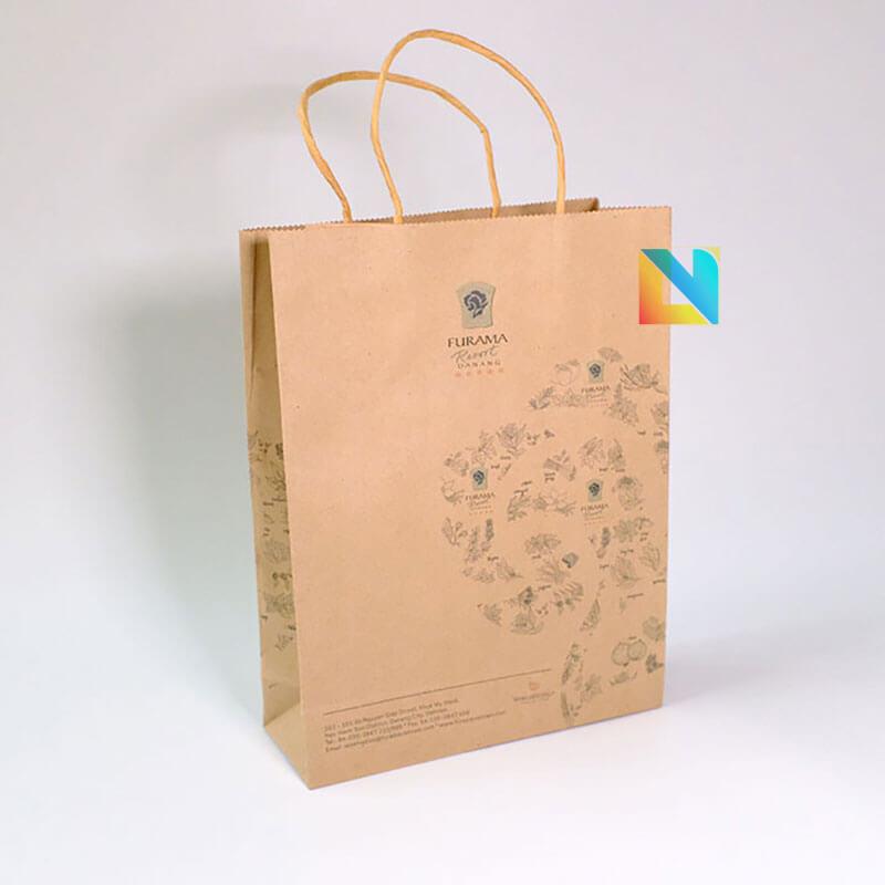 Túi giấy Furama