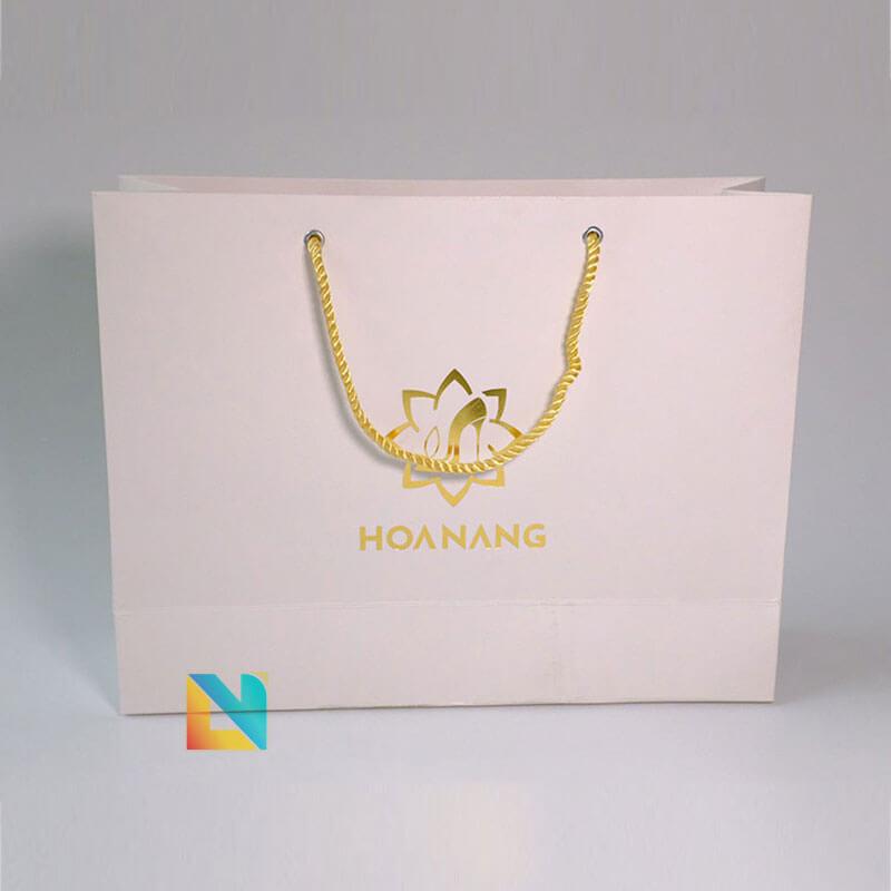 Túi giấy Hoa nang