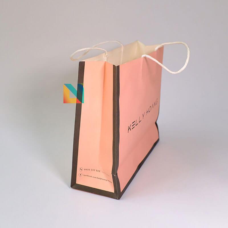 Túi giấy Kelly hoang 1