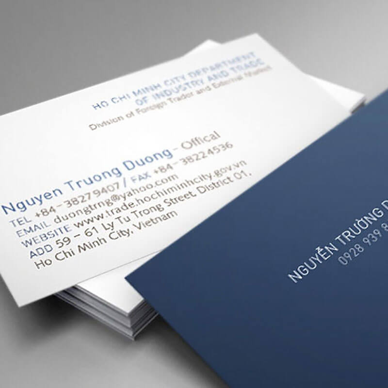 In Name card - Danh Thiếp